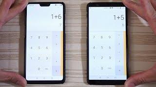 OnePlus 6 vs OnePlus 5T - Speed Test!