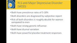 Webinar 2016: Depression and RLS