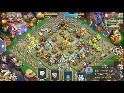 Castle Clash : Guild War New Beginning •Infinity•