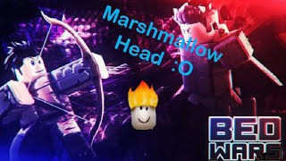 How to get the Marshmallow Head in Spawn Wars(ROBLOX SummerTournament2018)[Event]