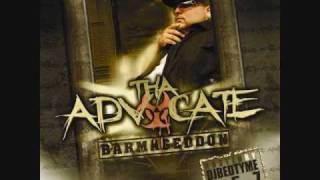 Tha Advocate ft. Hinder- Better Than Me (Remix)