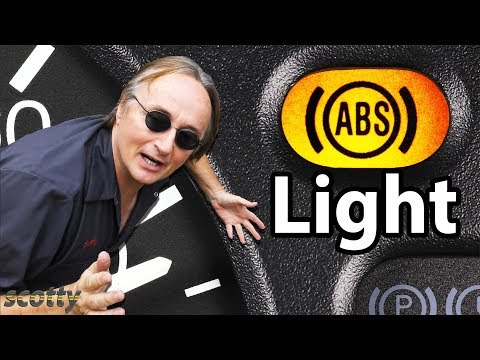 What To Do If Your ABS Light Comes On: Scotty Kilmer, S11 E49