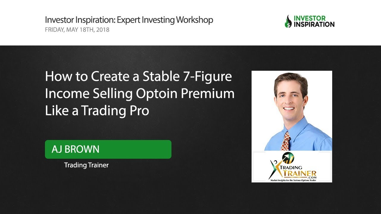 How To Create A Stable 7 Figure Income Selling Option Premium Like Trading Pro