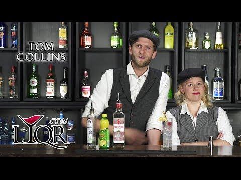 Make a Tom Collins!
