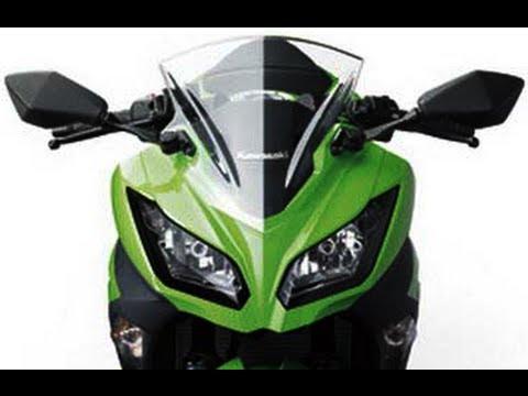 Kawasaki Ninja 300 Exciting New Bike With Great Looks And Power