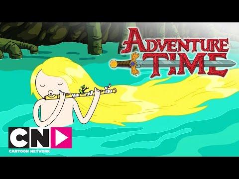 Время приключений | Флейта | Cartoon Network