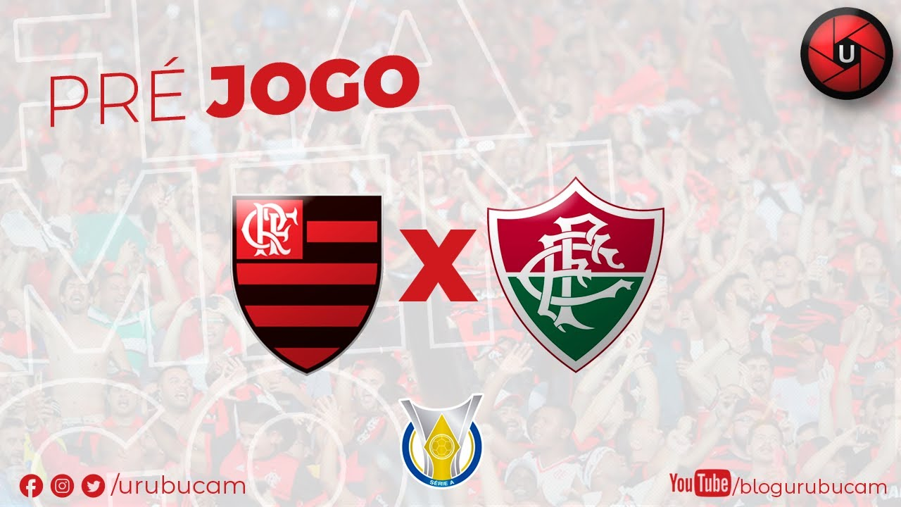 Pre Jogo Flamengo X Fluminense Youtube