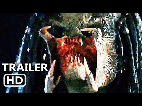 THE PREDATOR Trailer # 2 (NEW 2018) Sci-Fi Action Movie HD