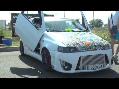 Ground Zero Bulgaria-Tuning & Car-Audio Show 2013