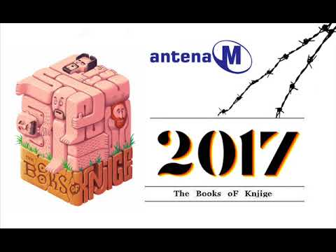The Books of Knjige - dr Korneliuss (07.10.2017)