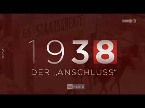 1938 - Der erste Tag nach dem Anschluss - YouTube
