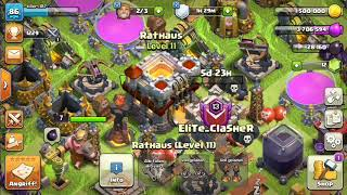 Clanspiel Update im Dorf! || Clash of Clans || Let's Play CoC [Deutsch German HD]