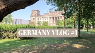 Germany Vlog #1 | Berlin