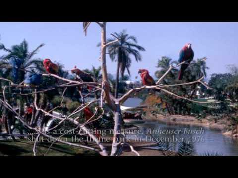 "Baby Boomers Tribute ""Busch Gardens & Bird Sanctuary"" Van Nuys San Fernando Valley So Cal"