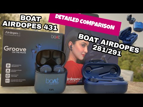 Boat 431 vs 281/291 Detailed Comparison with Pros and Cons. Which One is BEST for you??