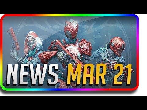 Destiny 2 News - Season of the Drifter Iron Banner (Destiny 2 This Week at Bungie Mar 21) thumbnail