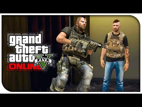 GTA 5 Online - HOW TO GET COP/SWAT OUTFIT! [GTA V] | FunnyCat.TV
