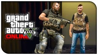 GTA 5 Online - FASHION FRIDAY! (Soap Mactavish, Space Monkey & The Vault Boy) [GTA V Cool Outifts]