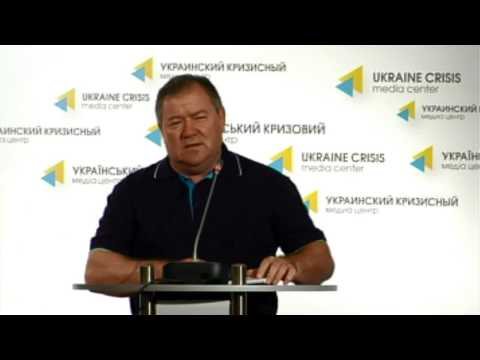 (English) Assembly of civil leaders. Ukraine crisis media center, 11th of July 2014