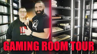 GAMING ROOM TOUR | 2019