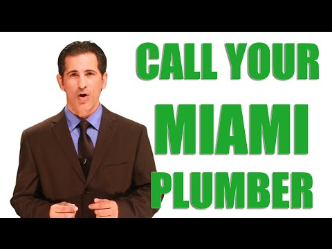 Local Miami Plumber | 24/7 Emergency Plumbing Miami FL (305) 887-1687