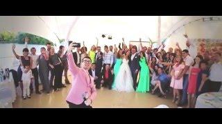 Свадьба Павла и Кристины. Ведущий Андрей Александров