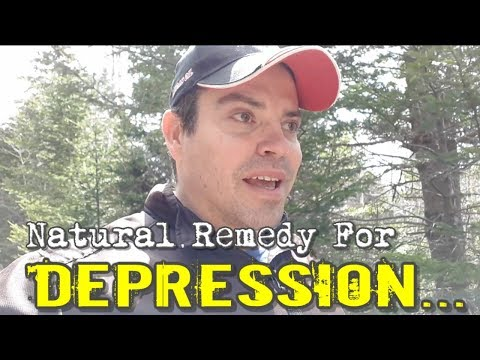 The Best Natural Remedy for Depression