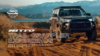 360 OffRoad Trail Grappler Experience at Sand Hollow Reservoir Trail
