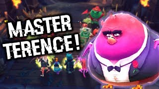 Master Terence! | Angry Birds Evolution