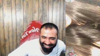 اجمل صوت بنت تغني🎤مع رامي العبدالله
