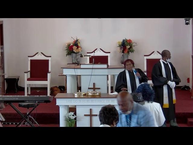 09-05-2021 - 10:00 AM Sunday Morning Worship Service