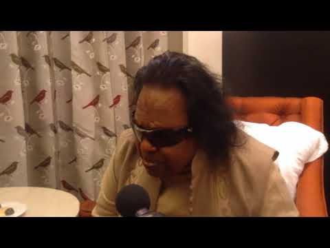 An interview with Ravindra Jain on the day of getting padmashree award  WMV V9