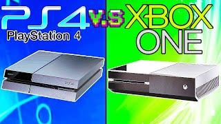 COMPARANDO PS4 e XBOX ONE (SEM FRESCURA, Jogos, Gráficos, Specs, VS, MELHORES MODELOS de TODOS)