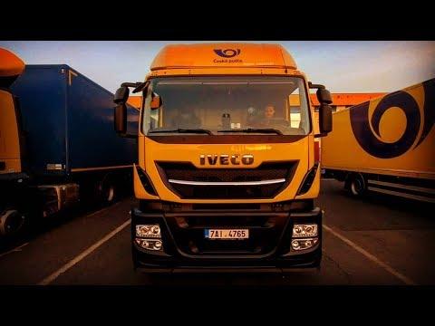 Truckvlog #202 - Nový Klakson / Je To Rozbitý / Praha / Noční