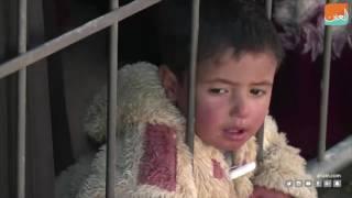 تفاقم معاناة اللاجئين السوريين بمخيمات لبنان