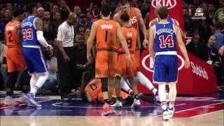 Sergio Rodríguez vs Suns (19 - 11 - 2016)