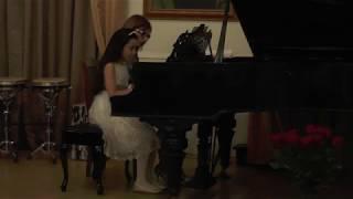 "Петросян Нанэ и Акопян Лаура - ""Страшная ночь"",  Maria Vacca"