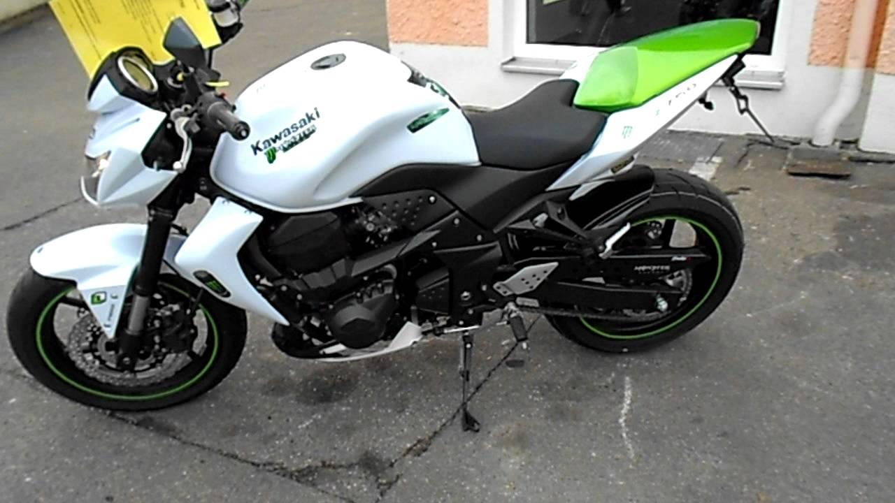 Kawasaki Z 750 Monster Edition Umbau