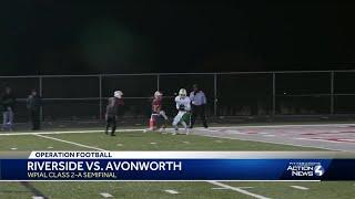 Avonworth crushes Riverside