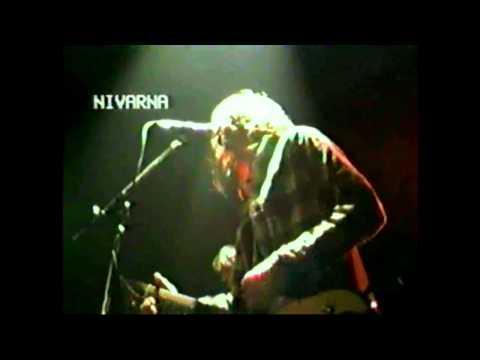 Nirvana - Fahrenheit, MJC Espace Icare, Issy-les-Moulineaux 1989 mp3