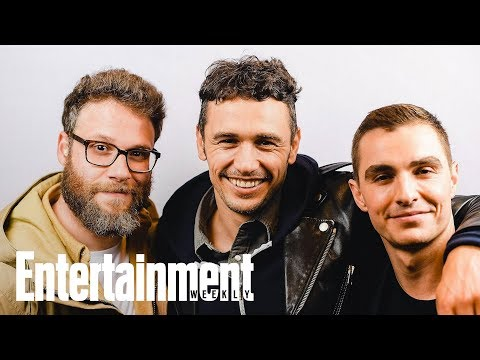 Tommy Wiseau Approves Of Franco's 'The Disaster Artist' 99.9% | News Flash | Entertainment Weekly