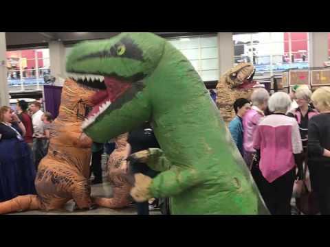 Comic Con FanX 2017 Salt Lake City Utah