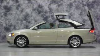 2007 Volvo C70 T5 Convertible - See the Retractable Hard Top In Action!