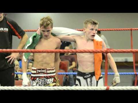 Bond v Payne, Clash in the Clayton 2, Ireland v England