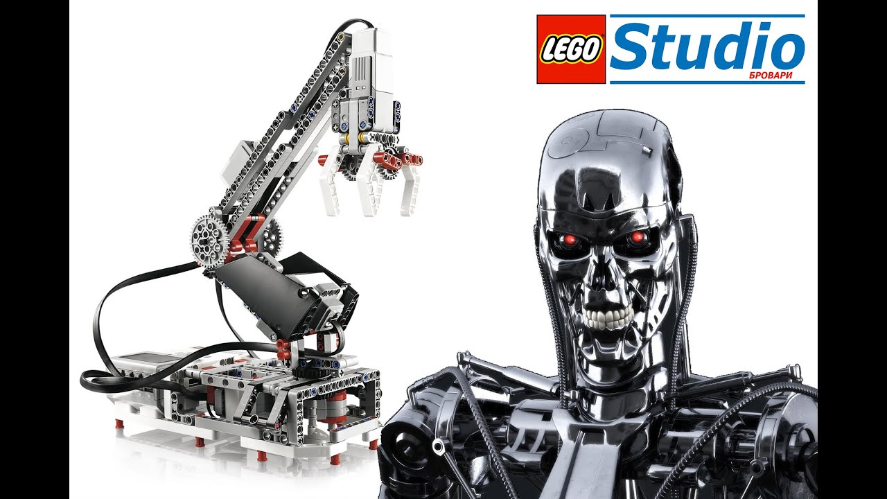 ev3 dancing robot building instructions