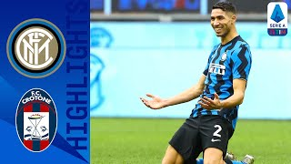 Goals from lukaku, hakimi and a martinez hat-trick sealed an emphatic win for inter as they climb to first in the table! | serie timthis is official ch...