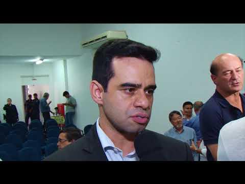 Autoridades debatem criação de Porto Seco para agilizar exportação de grãos