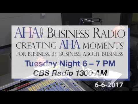 AHA Business Radio 6-6   Bert Sadtler