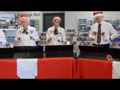 Christmas Carols on Handbells