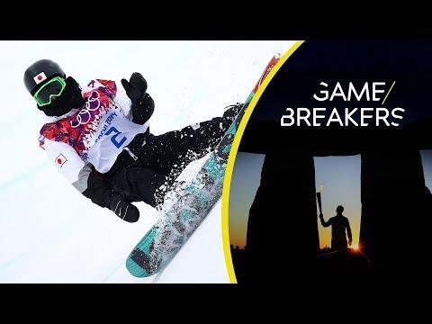 How Japanese Teen Ayumu Hirano defied USA's Snowboarding Dominance |Game Breakers